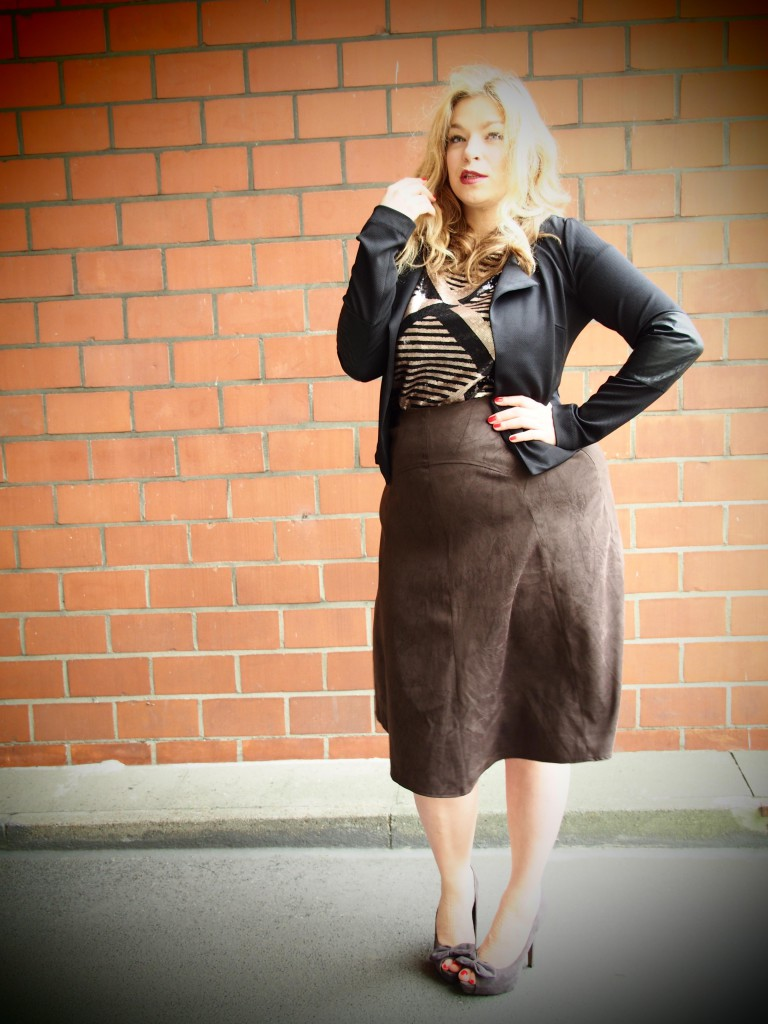 Plus-Size-City-chic-Caterinapogorzelski-Model