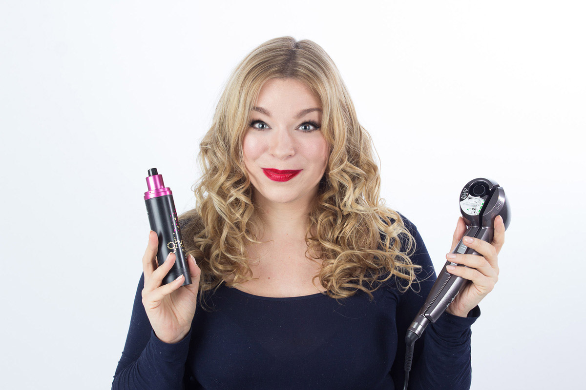 Festliche Locken - BaByliss Curl Secret -Megabambi-Beauty