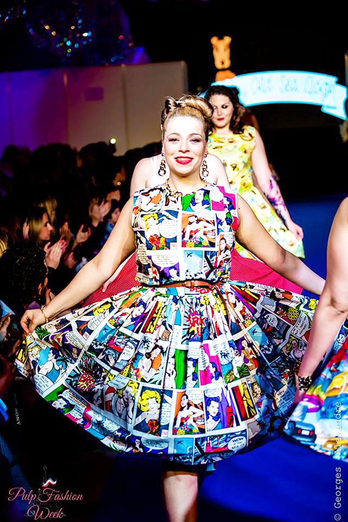 Pulpfashionweekparis-Plussizemodel-Caterina-Pogorzelski-Fashionweek- Curvymodel