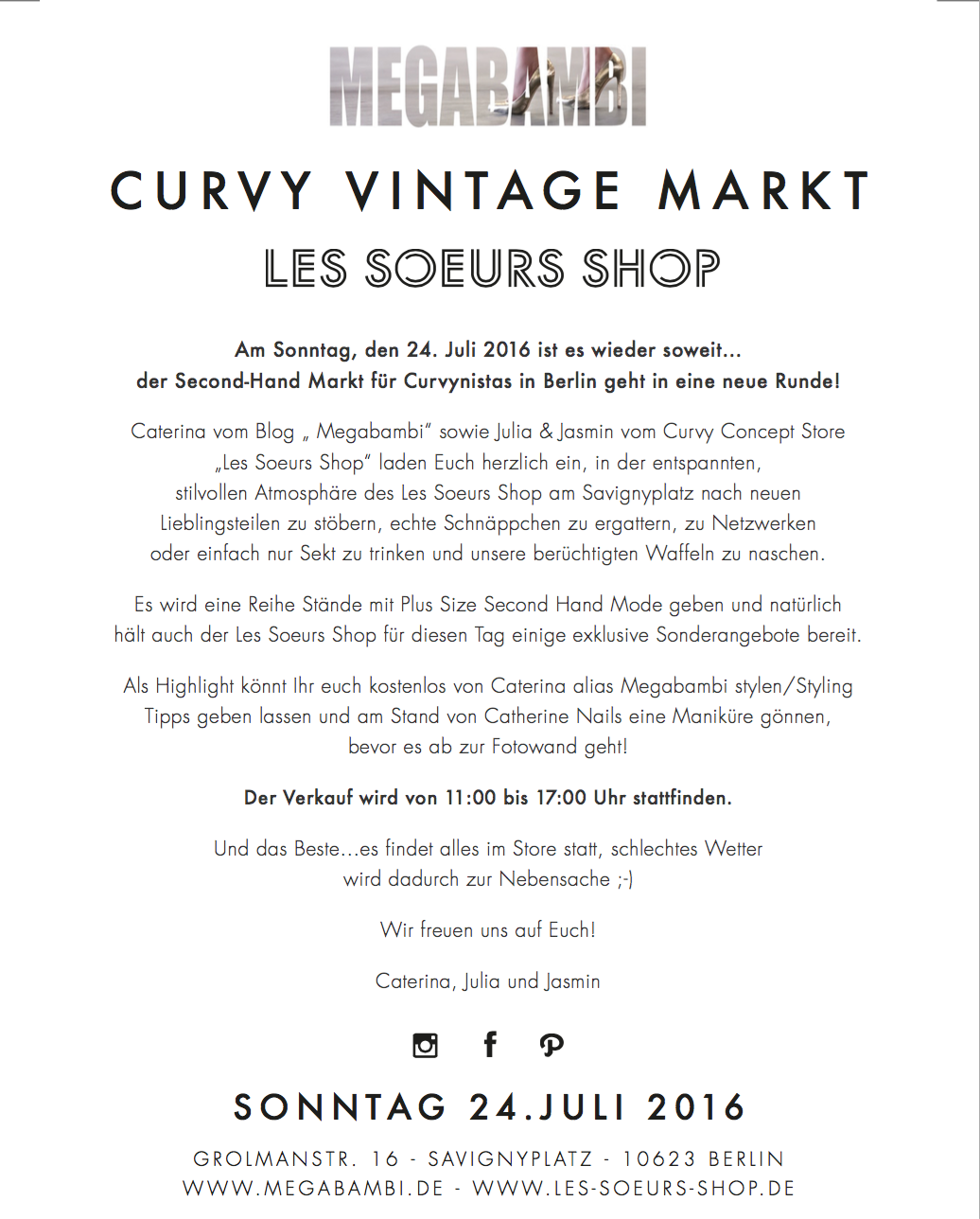 Megabambis-Curvy-Vinatge -Markt-Les soeurs-shop-MegabambiBlog