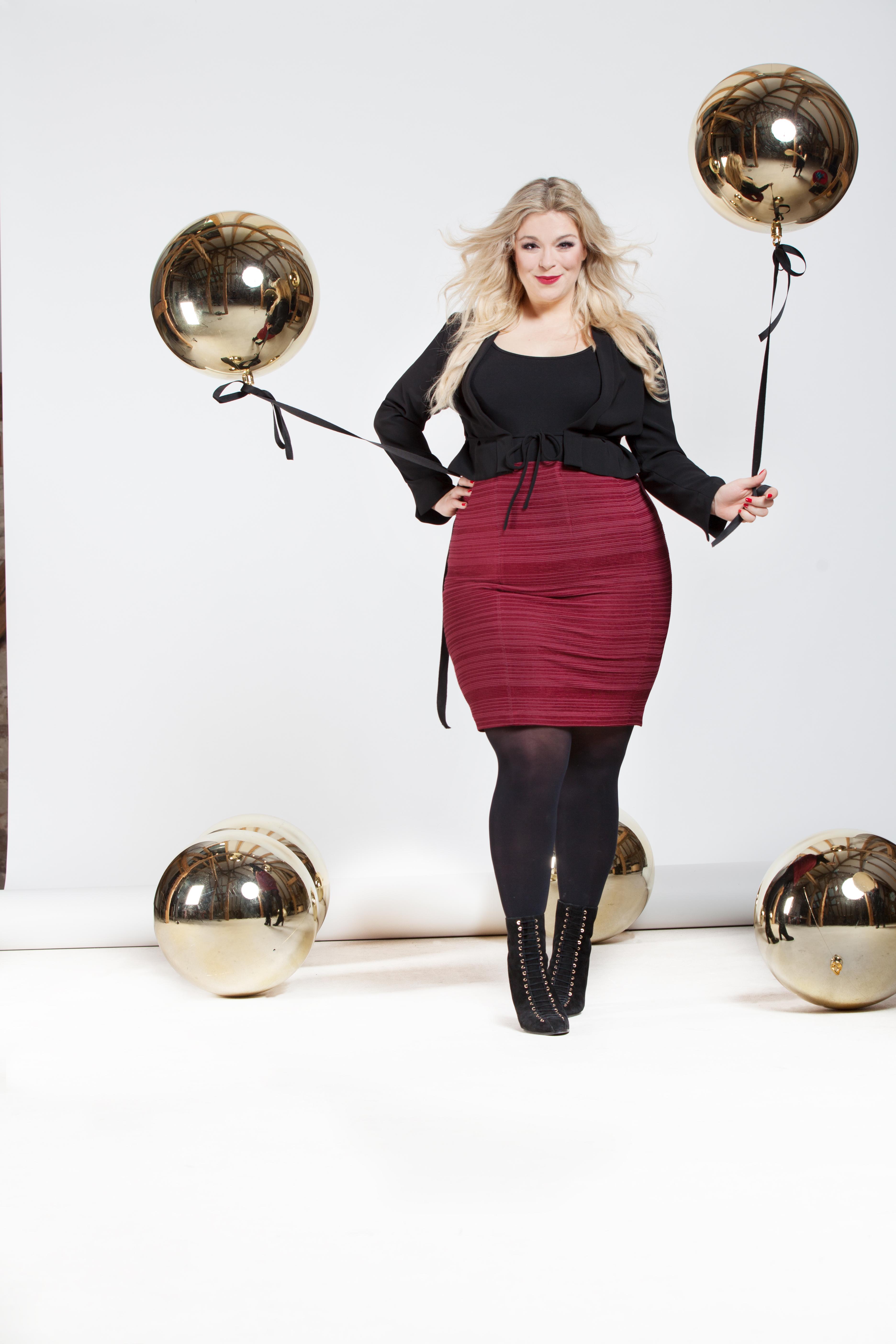 Megabambi-Caterina-pogorzelski-Plusisze-evelin-brandt-Model
