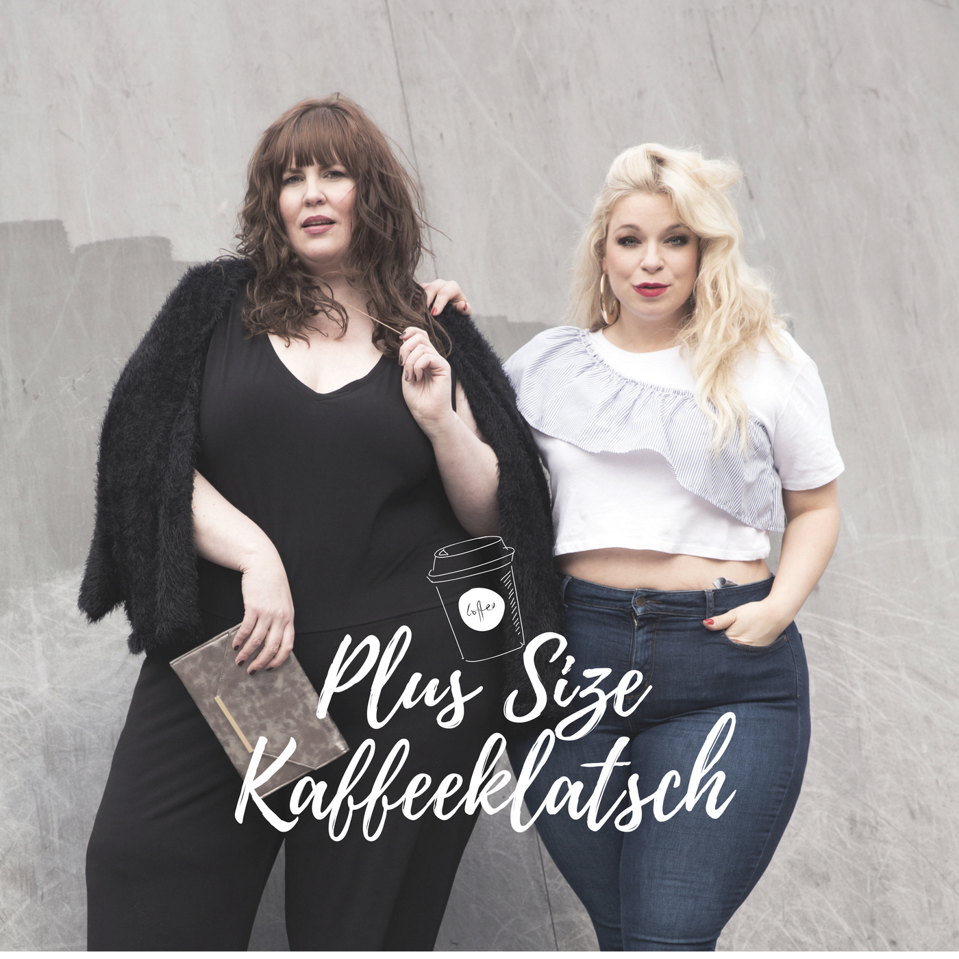 Plus-Size Kaffeeklatsch