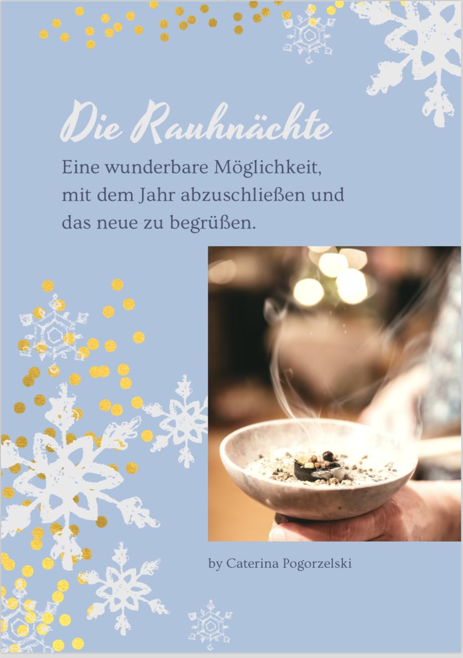 Rauhnacht-Buch-Caterina-Pogorzelski-Megabambi-Podcast